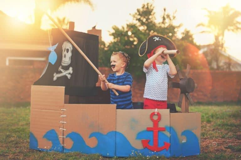 Kindergeburtstag Pirat
