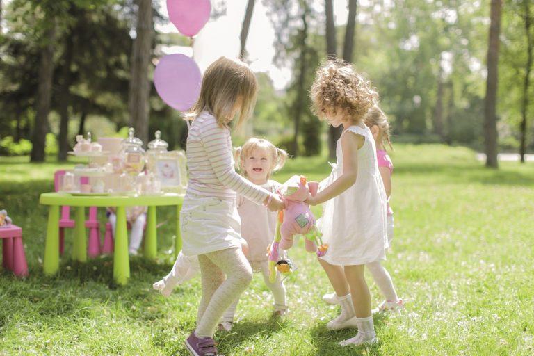 Kindergeburtstag Tanzen